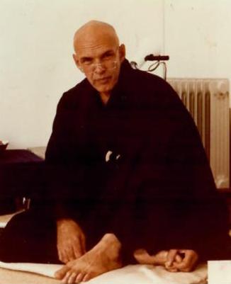 Zen-Mönch